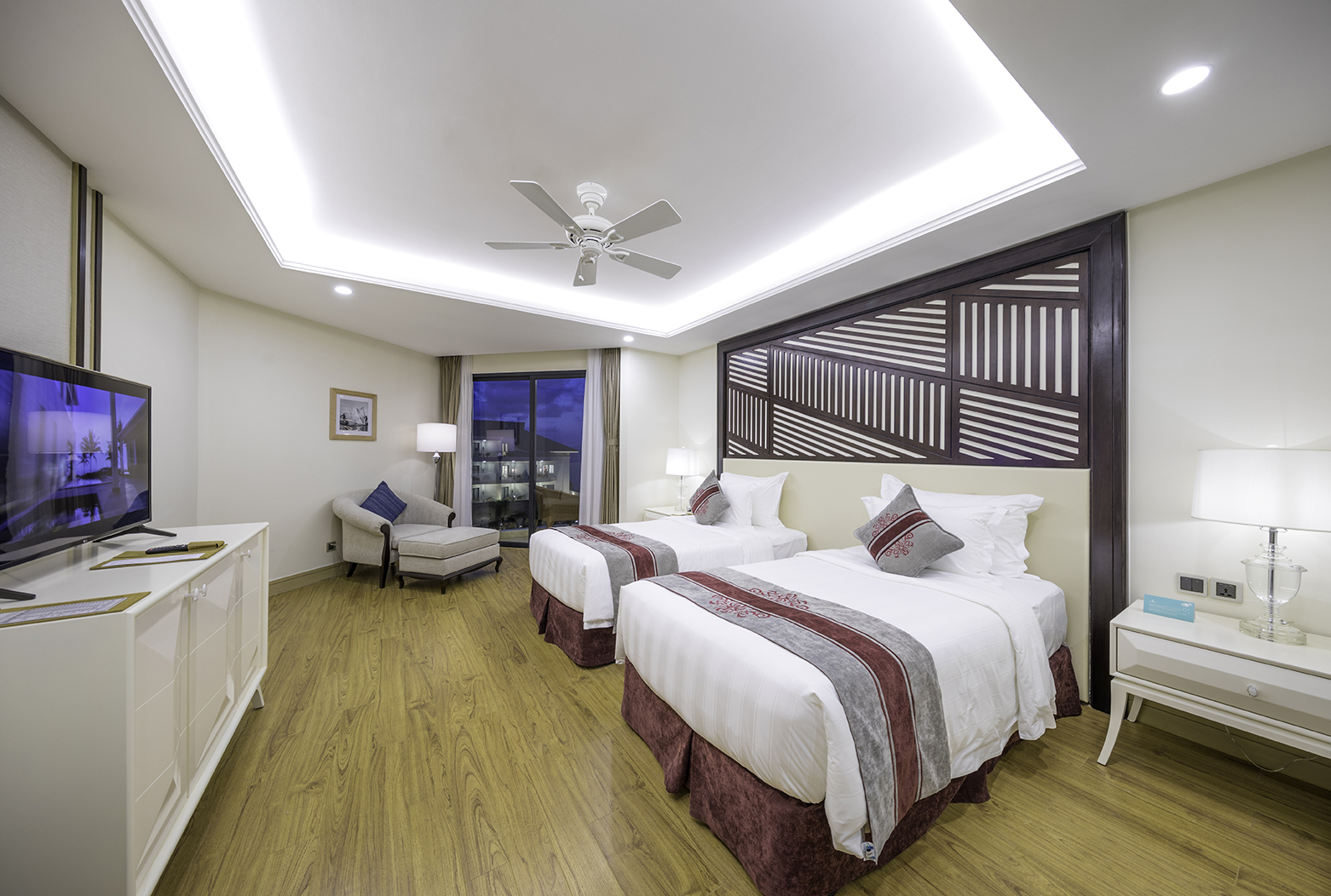 deluxe twin vinpearl resort & spa Hoi an