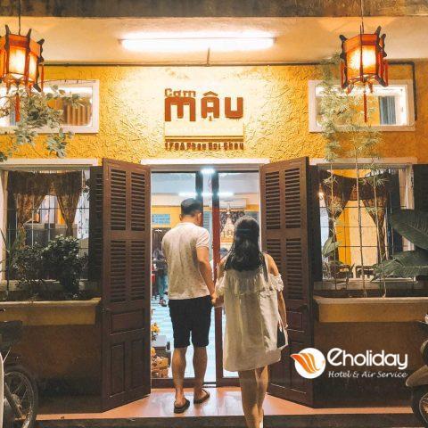 Com Mau Quy Nhon Moi Em Mot Bua Com Nhu Thoi Ong Ba Anh